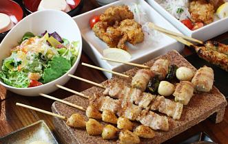 焼とりの八兵衛六本木ヒルズ店 YAKITORI-HACHIBEI Roppongi Hills