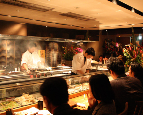焼とりの八兵衛六本木店 YAKITORI-HACHIBEI Roppongi
