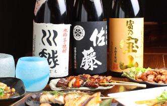 焼とりの八兵衛天神店 YAKITORI-HACHIBEI Roppongi Tenjin